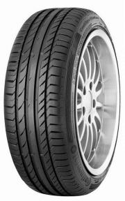 225/45R17 CONTINENTAL FR ContiSportContact 5 91W