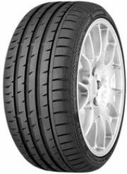 235/45R17 CONTINENTAL ContiSportContact 3 SSR 97W XL